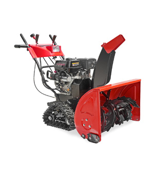PEDESTRIAN TRACKED SNOWBLOWER