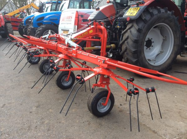 Galfre Rotary Tedders